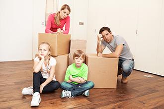 Особенности раздела совместно нажитой собственности при наличии детей