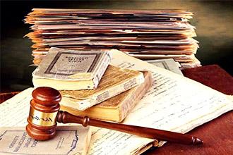 Подготовка документов при разводе