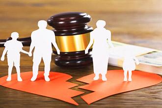 Расставание мужа и жены через суд