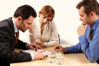 Подача докмуентов на развод