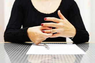 Написать заявления о расторжение брака